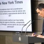 O New York Times questiona coordenação ibérica na luta contra o coronavírus