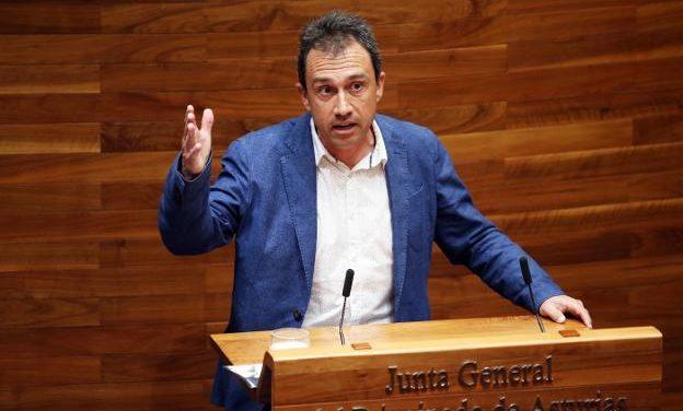El coordinador general de IU de Asturias pide «más iberismo» porque «nos hace más fuertes»