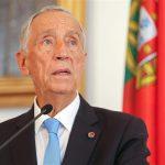 Marcelo Rebelo de Sousa da positivo por covid a 12 días de las elecciones