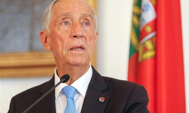 Marcelo Rebelo de Sousa dá positivo para covid-19
