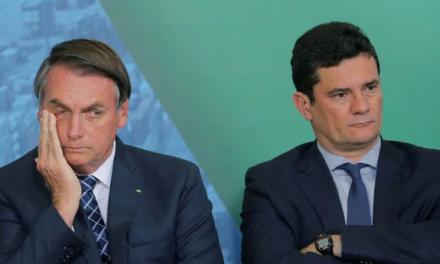 """<span class=""""entry-title-primary"""">Sérgio Moro sale del gobierno de Bolsonaro y divide a la ultraderecha brasileña</span> <span class=""""entry-subtitle"""">El magistrado estrella puede convertirse en candidato presidencial para 2022</span>"""