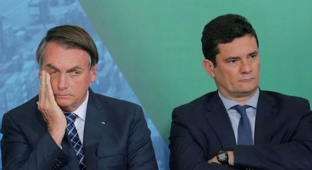 """<span class=""""entry-title-primary"""">Sérgio Moro sai do governo de Bolsonaro e divide a ultra direita brasileira</span> <span class=""""entry-subtitle"""">O famoso magistrado pode converter-se em candidato presidencial para 2022</span>"""