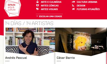 """<span class=""""entry-title-primary"""">Embaixada de Espanha em Portugal anima quarentena com projeto artístico</span> <span class=""""entry-subtitle"""">A partir das últimas 22 semanas e nas próximas duas semanas, cada dia vai aparecer um artista espanhol diferente mostrando como continua o seu processo de criação</span>"""