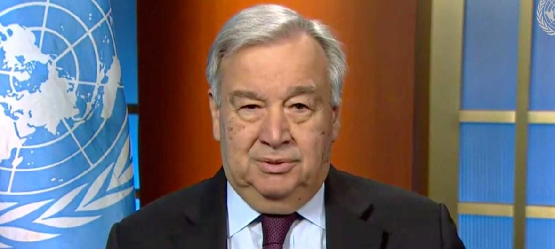 """<span class=""""entry-title-primary"""">António Guterres pede o fim da guerra contra a natureza</span> <span class=""""entry-subtitle"""">O secretário-geral da ONU discursou na abertura dos trabalhos que são dedicados às alterações climáticas</span>"""