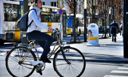 """<span class=""""entry-title-primary"""">Las bicicletas han tomado las calles y pueden ser la mejor forma de moverse en el futuro</span> <span class=""""entry-subtitle"""">Con el regreso a las calles y las medidas de distanciamiento social, las bicicletas han comenzado a ocupar el lugar del transporte público</span>"""