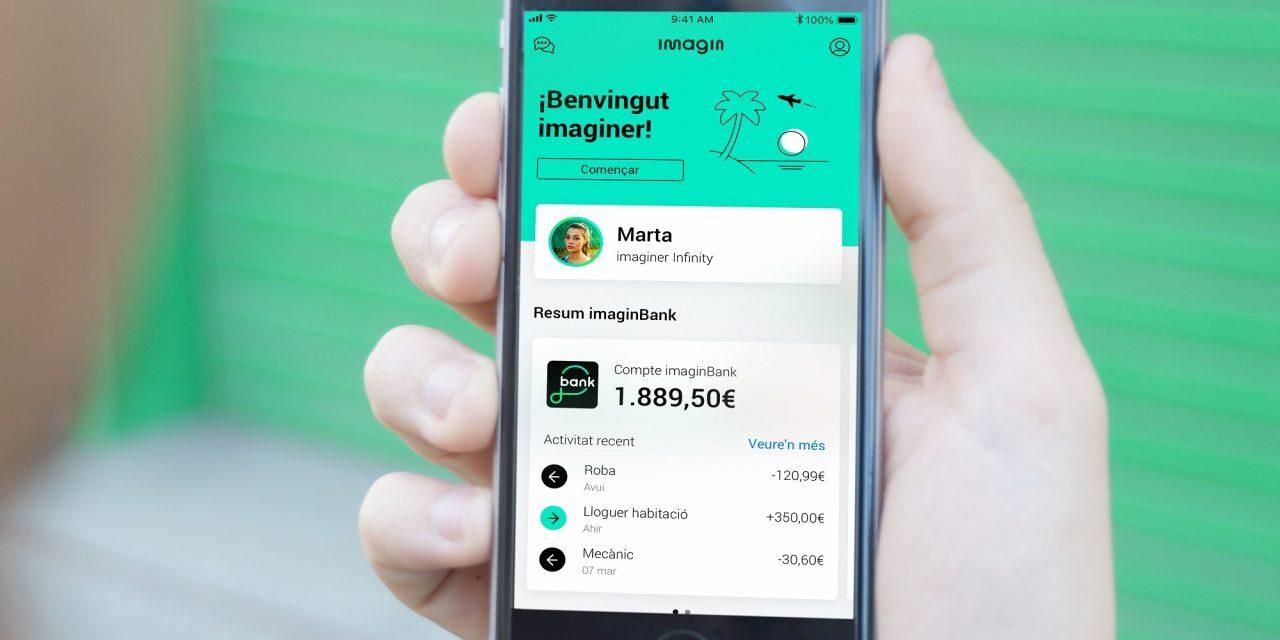 """<span class=""""entry-title-primary"""">CaixaBank convierte imagin en una plataforma de servicios digitales para 2,6 millones de jóvenes</span> <span class=""""entry-subtitle"""">El negocio de imagin se desarrollará a través de imaginTech</span>"""