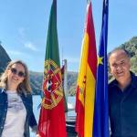 Portugal propone recuperar la vía férrea a Castilla y León por Barça d'Alva y La Fuente de San Esteban (Salamanca)