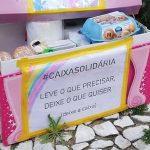 Caja solidaria como ayuda contra la pobreza