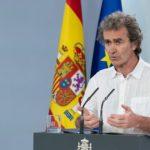 Fernando Simón no cree que Portugal sea de mayor riesgo que otro país pese al pico de contagios