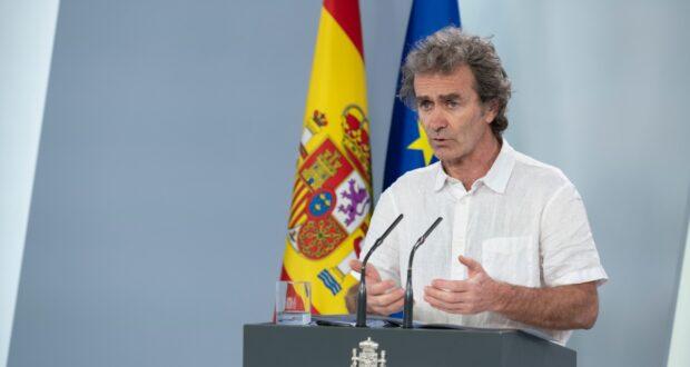 """<span class=""""entry-title-primary"""">Para Espanha, Portugal fez """"esforço magnífico"""" para controlar a pandemia</span> <span class=""""entry-subtitle"""">Fernando Simón, o responsável pelos serviços sanitários de Espanha, elogiou o """"trabalho excelente"""" dos portugueses</span>"""