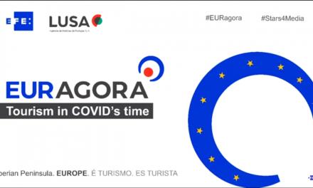 """<span class=""""entry-title-primary"""">Vídeos do I Fórum EURAGORA sobre turismo ibérico, organizado por EFE e LUSA</span> <span class=""""entry-subtitle"""">Responsáveis políticos e especialistas avaliam o futuro do sector</span>"""