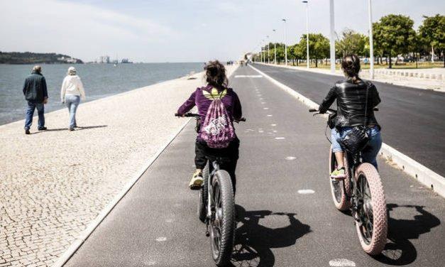 Las bicicletas están cambiando la movilidad en la península ibérica