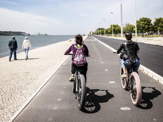 """<span class=""""entry-title-primary"""">As bicicletas estão a mudar a mobilidade na Península Ibérica</span> <span class=""""entry-subtitle"""">Apoios na compra, mais ciclovias e radares para controlarem os ciclistas</span>"""