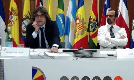 """<span class=""""entry-title-primary"""">A propuesta de Andorra, los 22 países acuerdan celebrar la XXVII Cumbre Iberoamericana en el primer semestre de 2021</span> <span class=""""entry-subtitle"""">Los representantes de los 22 países iberoamericanos han aprobado también el nuevo calendario de encuentros preparatorios para la Cumbre</span>"""