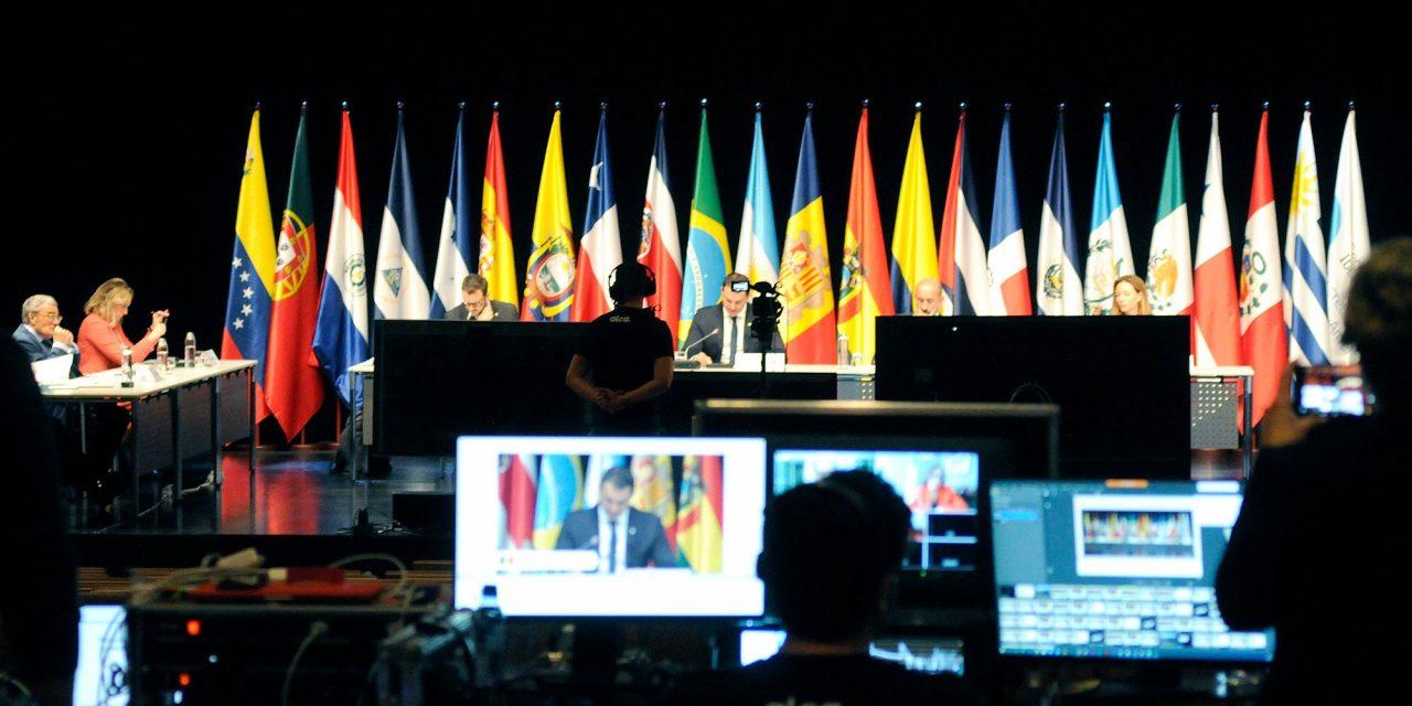"""<span class=""""entry-title-primary"""">Os países ibero-americanos reivindicam o papel da inovação e a cooperação para combater o coronavirus</span> <span class=""""entry-subtitle"""">Andorra e a SEGIB organizaram uma reunião extraordinária contra a crise do coronavirus, um encontro preparatório da XXVII Cimeira Ibero-americana </span>"""