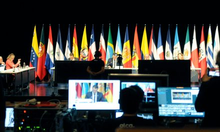 """<span class=""""entry-title-primary"""">Los países iberoamericanos reivindican el papel de la innovación y la cooperación para combatir el coronavirus</span> <span class=""""entry-subtitle"""">Andorra y la SEGIB han organizado una reunión extraordinaria en el marco de la XVII Cumbre Iberoamericana</span>"""