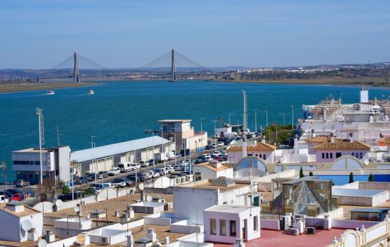 """<span class=""""entry-title-primary"""">Eurociudad del Guadiana: Una tarjeta digital permitirá acceder a servicios públicos y se propone como pasaporte transfronterizo</span> <span class=""""entry-subtitle"""">Se reanuda la conexión fluvial entre Ayamonte y Portugal</span>"""