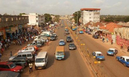 """<span class=""""entry-title-primary"""">União Europeia ajuda Guiné-Bissau com material de prevenção</span> <span class=""""entry-subtitle"""">Renovação do estado de emergência leva ao aumento de infectados com sida</span>"""