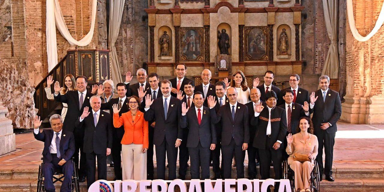 """<span class=""""entry-title-primary"""">El Gobierno de Andorra propone celebrar la Cumbre iberoamericana el 22 de abril de 2021 de forma presencial</span> <span class=""""entry-subtitle"""">Una fecha que se ratificará durante la reunión telemática de ministros de Asuntos Exteriores que se celebrará el 26 de noviembre</span>"""