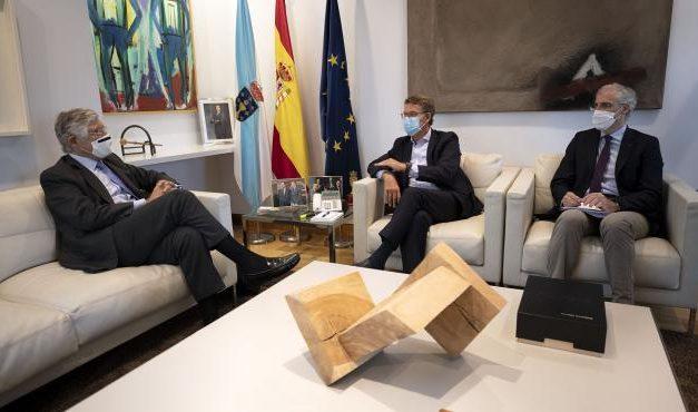 Galicia regionalizará los indicadores epidemiológicos de Portugal como lo hace con el resto de España