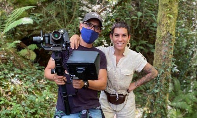 «Sin Fronteras»: la serie que le llevará a conocer «La Raya»