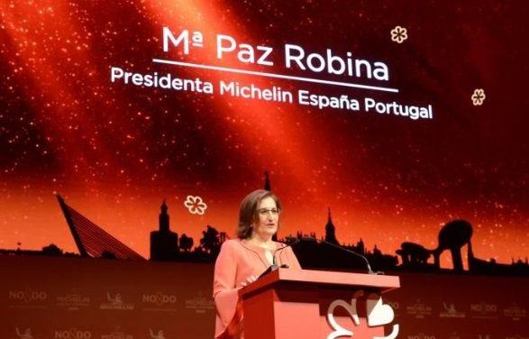 """<span class=""""entry-title-primary"""">La Guía Michelin España & Portugal 2021 se presentará en Madrid en noviembre</span> <span class=""""entry-subtitle"""">Será la tercera vez que la capital española sea la sede de la presentación</span>"""