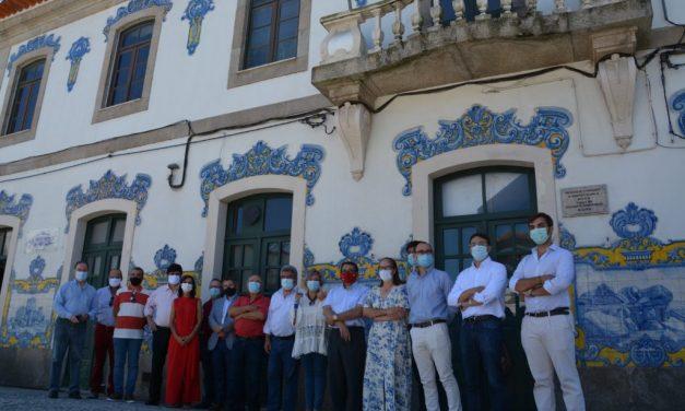 Socialistas de Guarda y de Salamanca preparan un documento reivindicativo para la zona fronteriza