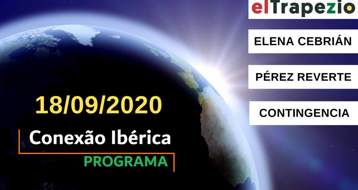 """<span class=""""entry-title-primary"""">Décima edição do programa semanal """"Conexão Ibérica""""</span> <span class=""""entry-subtitle"""">Subscreva-se no canal do YouTube do EL TRAPEZIO!</span>"""