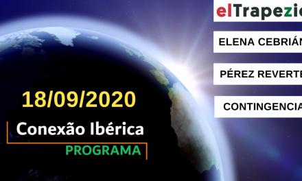 """<span class=""""entry-title-primary"""">Décima edición del programa semanal «Conexión Ibérica»</span> <span class=""""entry-subtitle"""">¡Suscríbete en el canal de YouTube de EL TRAPEZIO!</span>"""
