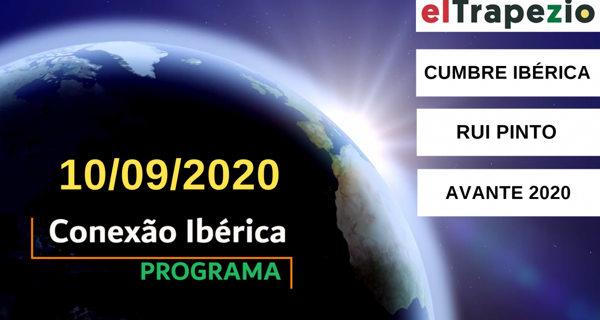 """<span class=""""entry-title-primary"""">Nona edição do programa semanal """"Conexão Ibérica""""</span> <span class=""""entry-subtitle"""">Subscreva-se no canal do YouTube do EL TRAPEZIO!</span>"""