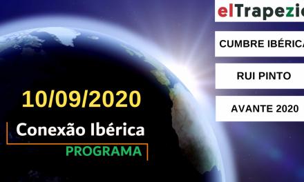 """<span class=""""entry-title-primary"""">Novena edición del programa semanal «Conexión Ibérica»</span> <span class=""""entry-subtitle"""">¡Suscríbete en el canal de YouTube de EL TRAPEZIO!</span>"""