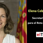 [Vídeo] EL TRAPEZIO entrevista a Elena Cebrián, Secretária-Geral para o Desafio Demográfico do Governo da Espanha