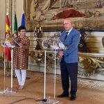"""Arancha González Laya anunciou em Lisboa a """"transformação das regiões fronteiriças"""""""