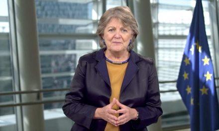 """<span class=""""entry-title-primary"""">La comisaria europea Ferreira aboga por impulsar las zonas periféricas contra la despoblación</span> <span class=""""entry-subtitle"""">Elisa Ferreira quiere que las empresas apuesten por las ciudades medianas</span>"""