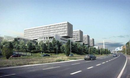 """<span class=""""entry-title-primary"""">Novo Hospital de Lisboa no meio de duelo</span> <span class=""""entry-subtitle"""">Construtoras portuguesas e espanholas são as principais concorrentes para empreender és projecto</span>"""