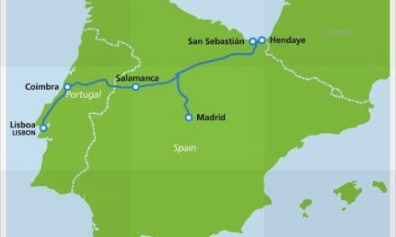 """<span class=""""entry-title-primary"""">Portugal dice que Renfe por ahora no quiere retomar las líneas Lisboa-Madrid y Lisboa-Hendaya</span> <span class=""""entry-subtitle"""">Comboios de Portugal y Renfe están estudiando la viabilidad de esas líneas ferroviarias</span>"""