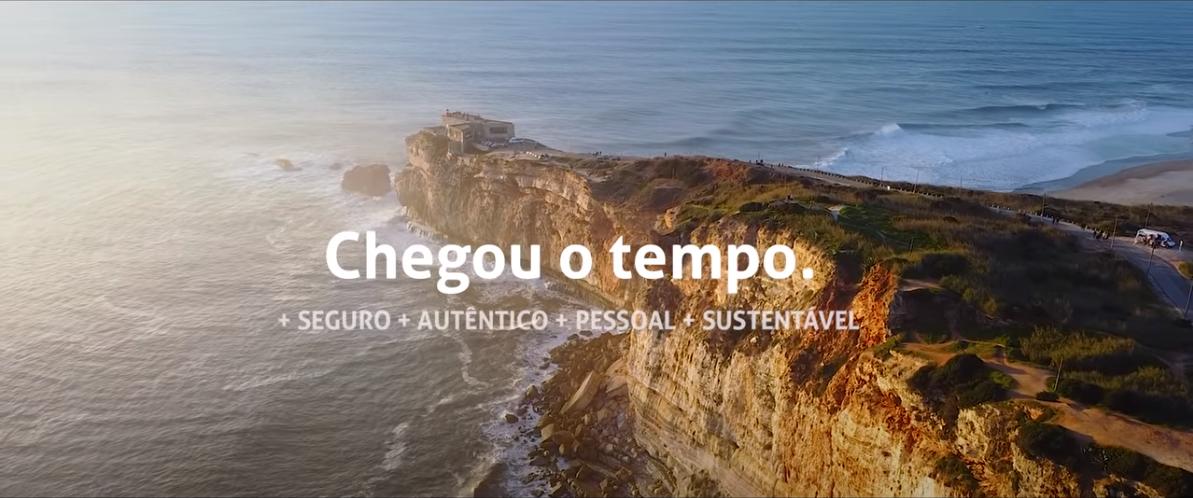 """<span class=""""entry-title-primary"""">Campanha do Turismo Centro de Portugal ganha prémio em Catalunha</span> <span class=""""entry-subtitle"""">«Chegou o Tempo» ganhou distinção para esquecer os dias de confinamento</span>"""