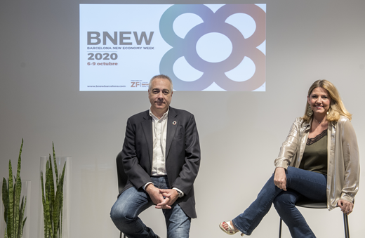 Arranca BNEW, la primera gran cita para la recuperación económica global