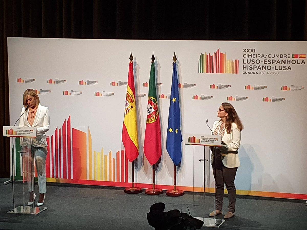 """<span class=""""entry-title-primary"""">Os Governos ibéricos chegam a acordo sobre uma """"instância de coordenação política""""</span> <span class=""""entry-subtitle"""">Espanha e Portugal carimbam estratégia para o desenvolvimento da fronteira</span>"""