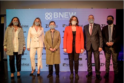 Empieza en Barcelona la semana de la nueva economía con la participación de 111 países