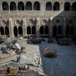 Arqueólogos encuentran las ruinas de una mezquita en la Catedral de Lisboa