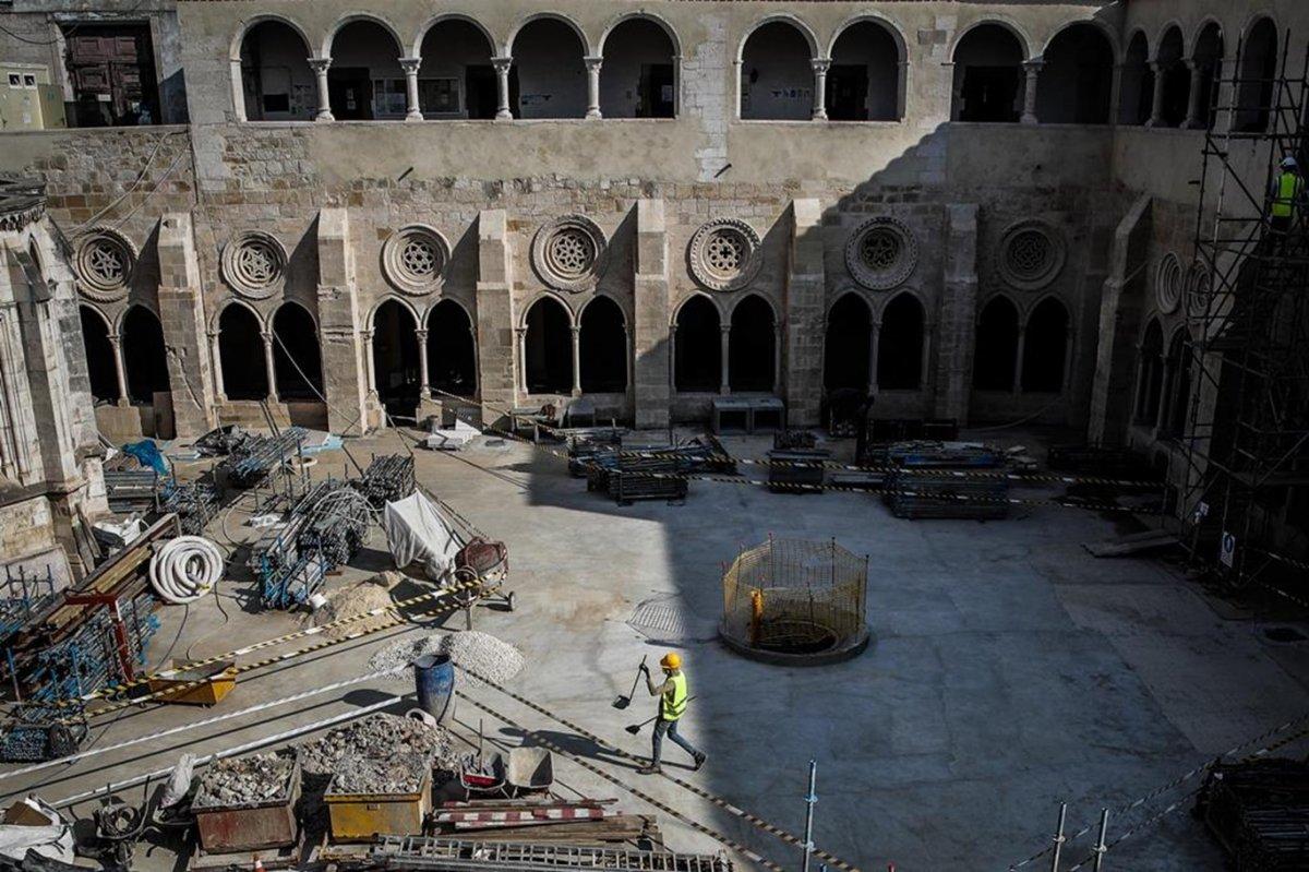 """<span class=""""entry-title-primary"""">Ruínas de mesquita encontradas na Sé de Lisboa</span> <span class=""""entry-subtitle"""">Vestígios comprovam a influência do Al-Andalus em Portugal</span>"""