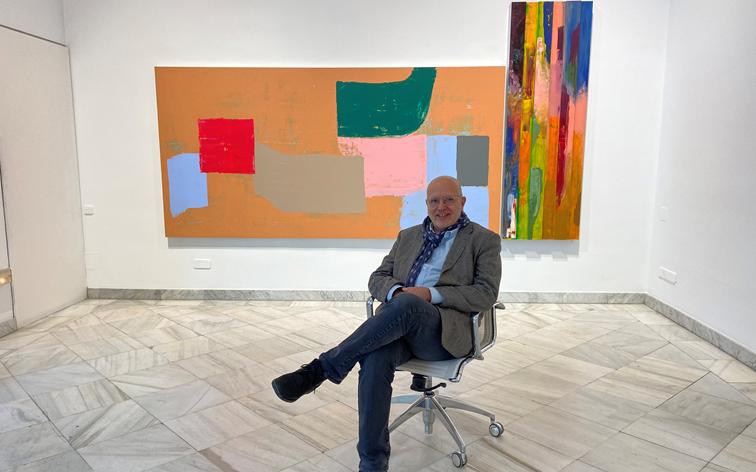 """<span class=""""entry-title-primary"""">El pintor portugués Pedro Calapez presenta sus trabajos inéditos en Madrid</span> <span class=""""entry-subtitle"""">La Galería Fernando Pradilla expone hasta el 12 de diciembre la obra del destacado artista luso</span>"""