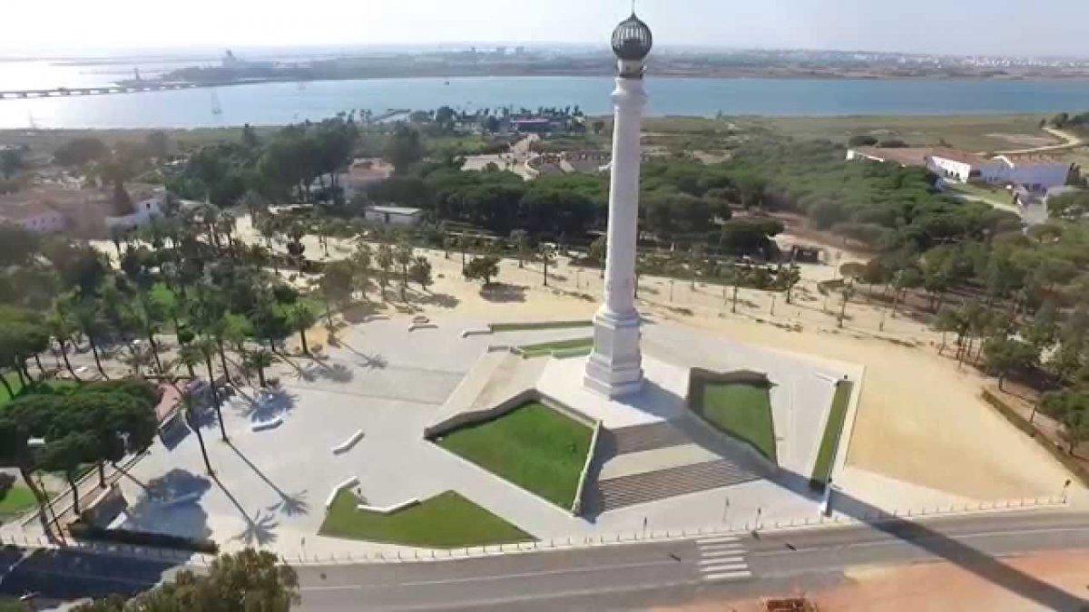 """<span class=""""entry-title-primary"""">A Junta de Andaluzia oferece-se ao Governo espanhol para celebrar a Cimeira Ibérica de 2021 em La Rábida (Huelva)</span> <span class=""""entry-subtitle"""">Um lugar simbólico com uma perspectiva atlântica e ibero-americana</span>"""