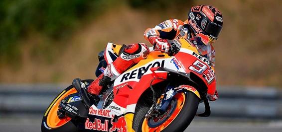 Repsol e Honda renovam aliança no Moto GP
