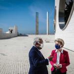 Portugal recebe Úrsula Von der Leyen com os olhos postos no futuro