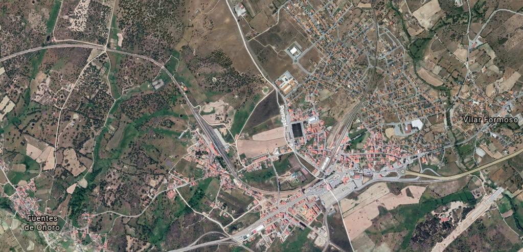 Uma proposta para criar a Primeira Cidade Ibérica (Vilar Formoso-Fuentes de Oñoro) como marco da Eurocidade Porta da Europa