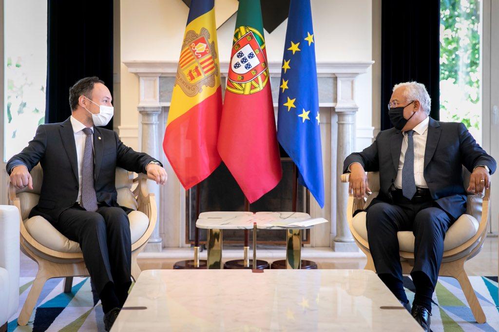 Portugal retira Andorra da lista dos paraísos fiscais
