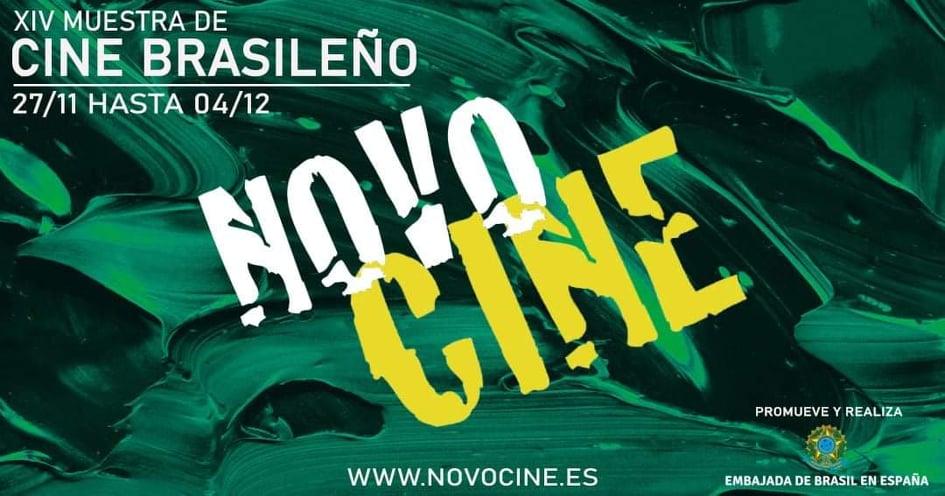 NovoCine em curtas-metragens e online, organizado pela Embaixada brasileira em Madrid