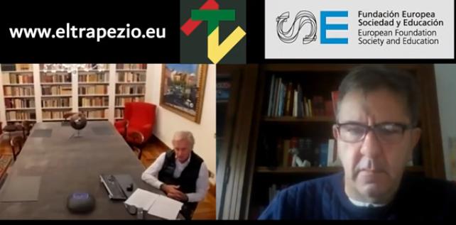 """<span class=""""entry-title-primary"""">Entrevista a Miguel Ángel Sancho, presidente de la Fundación Europea Sociedad y Educación</span> <span class=""""entry-subtitle"""">Sancho está desarrollando, en escuelas de España y Portugal, un innovador programa de liderazgo en educación integral</span>"""